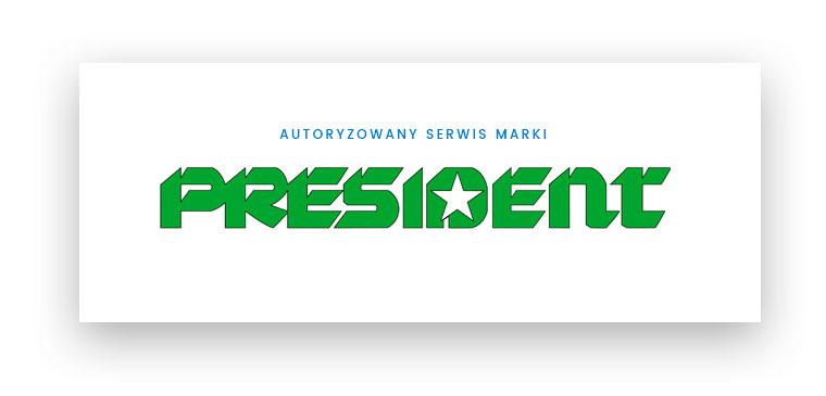 Autoryzowany serwis marki President